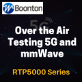 Boonton: Over the Air Testing 5G and mmWave