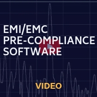 Your EMI/EMC Pre-compliance Software
