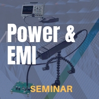 Register for the EMI and Power Seminar - Dates and locations coming soon!