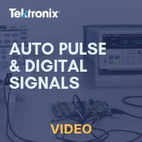 Tektronix: Auto Pulse and Digital Signals