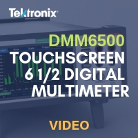 Keithley: DMM6500 6.5 Digit Bench System Digital Multimeter Overview