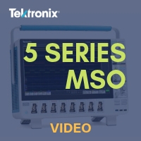 Tektronix: 5 Series MSO is what Every Engineer has been Waiting For