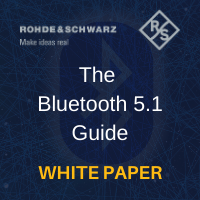 Rohde & Schwarz: The Bluetooth 5.1 Guide
