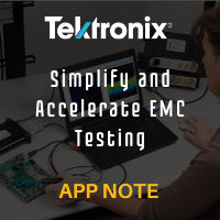 Tektronix: Simplify and Accelerate EMC Testing
