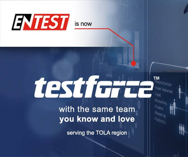 Entest is now Testforce