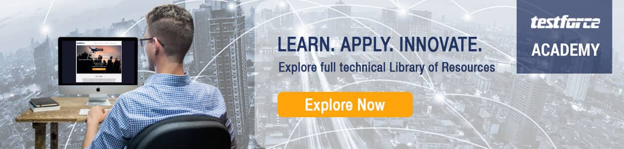 LEARN. APPLY. INNOVATE. | Testforce Academy