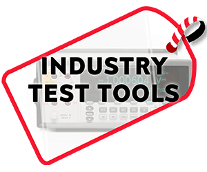 Industry test tools