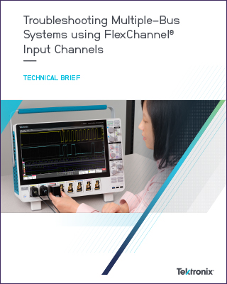 Troubleshooting Multiple Bus Systems using FlexChannel