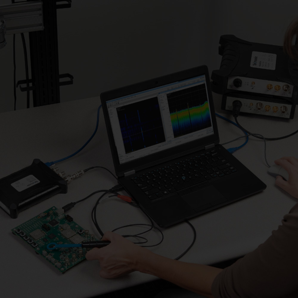 Simplify and Accelerate EMC Testing