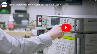8588A Reference Multimeter Introduction Video